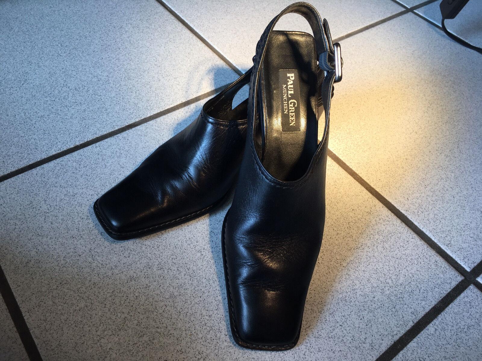 Paul Green Schuhe Schwarz  mit Absatz 5,5 38,5