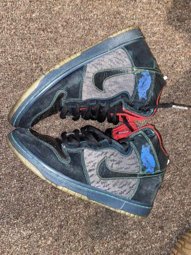 Nike SB Twin Peaks Size 9
