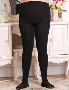 7695284023088 Details about Sexy Women Plus Size XL 1X 2X Stretchy Skinny Pantyhose  Tights Stockings Black