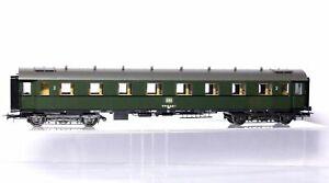 Liliput-842-00-h0-Train-Rapide-Voiture-2-kl-bue-DB-28er-groupe-comme-neuf-neuf-dans-sa-boite