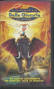 La-famiglia-della-giungla-2002-VHS