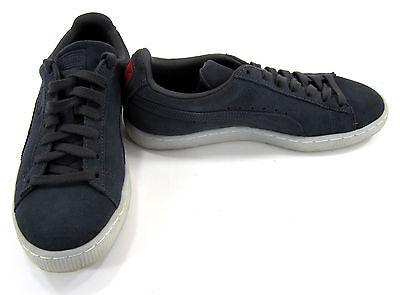 Puma Shoes Suede Classic Dark Shadow