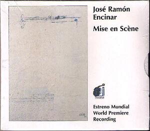 Jose-Ramon-ENCINAR-b-1954-Mise-en-Scene-Clarinet-amp-Orchestra-CD-Adolfo-Garces
