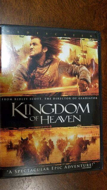 Kingdom Of Heaven 2005 Orlando Bloom 2 Disc Dvd For Sale Online Ebay