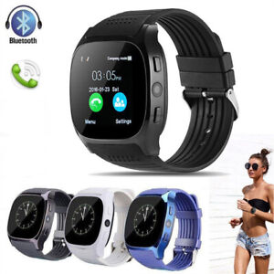 Details about Luxury Smart Watch Answer Call Sync Message for Samsung  Galaxy S9 S8 S7 iPhone