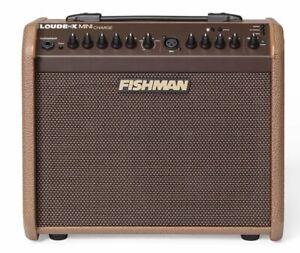 Fishman Loudbox Mini Charge 60W Battery Powered Acoustic Guitar Amp