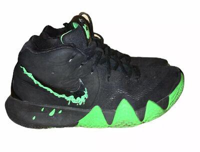 Nike Kyrie 4 Halloween Black Green