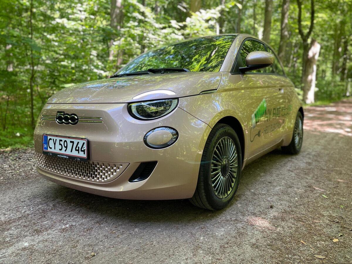 Fiat 500e  Icon 3d - 242.900 kr.