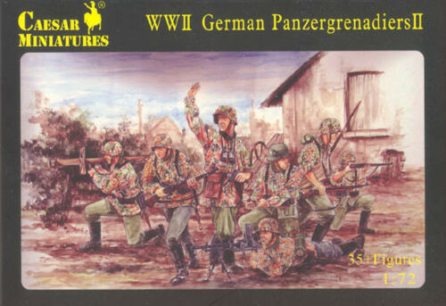 SERIE TOY SOLDIERS MADE TAIWAN CAESAR Miniatures 1//72 HISTORY World War II