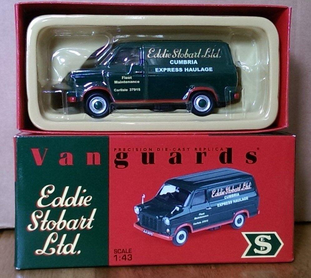 Corgi VA06603 Ford Transit MkI Diesel Van Eddie Stobart