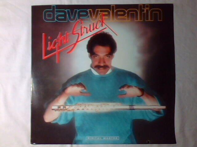 DAVE VALENTIN Light struck lp USA GRP DUKE ELLINGTON