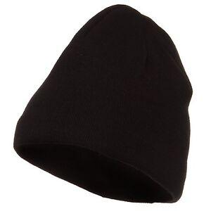 black solid warm winter snowboard ski knit skull running skully beanie cap hat ebay On warm skull cap