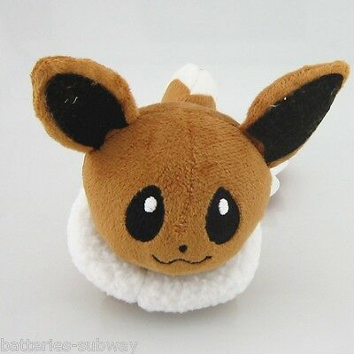 New Pokemon Eevee  Cute Pokedoll Soft Stuffed Plush Doll Toy Great gift 5 inch