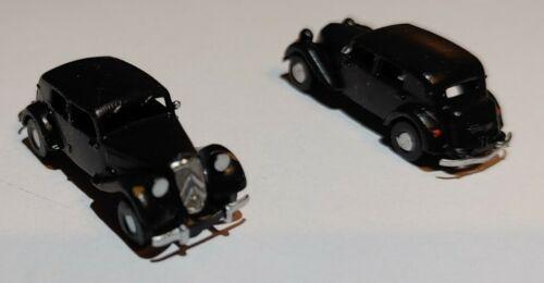 1:160,Fine Scale Spur N Auto Epoche 2 Und 3 Citroen 11//15cv Personenwagen