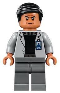 LEGO® Jurassic World Fallen Kingdom Dr Wu from set 10757
