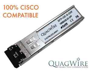 100-Cisco-Compatible-SFP-GE-S-1000BASE-SX-850nm-SFP-Transceiver-NEW