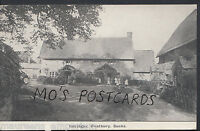 Buckinghamshire Postcard - Cottages, Westbury   RT503
