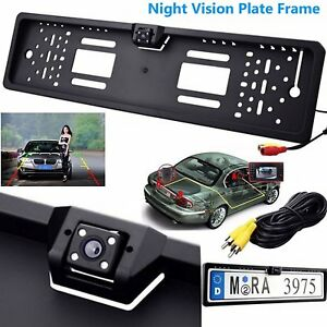 Car-Rear-Camera-View-Parking-Reversing-Backup-License-Number-Plate-Night-Vision