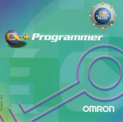 OMRON CX ONE V4.51 PLC PROGRAMMING SOFTWARE   WITH KEYCODE ACTIVATION