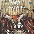 Carols from New College (2016)