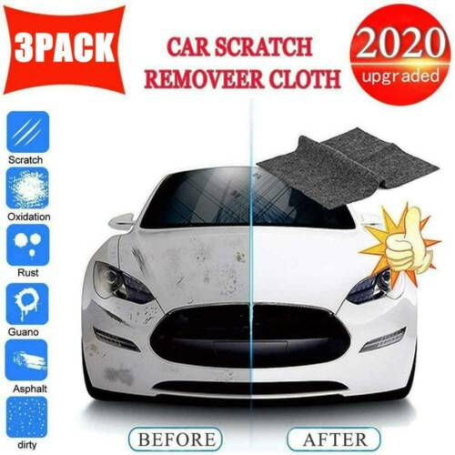 3PCS-Scratch-Eraser-Magic-Car-Scratch-Repair-Remover-Nano-Cloth-Surface-Rag