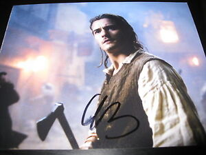 ORLANDO-BLOOM-SIGNED-AUTOGRAPH-8x10-PHOTO-PIRATES-OF-THE-CARIBBEAN-IN-PERSON-COA