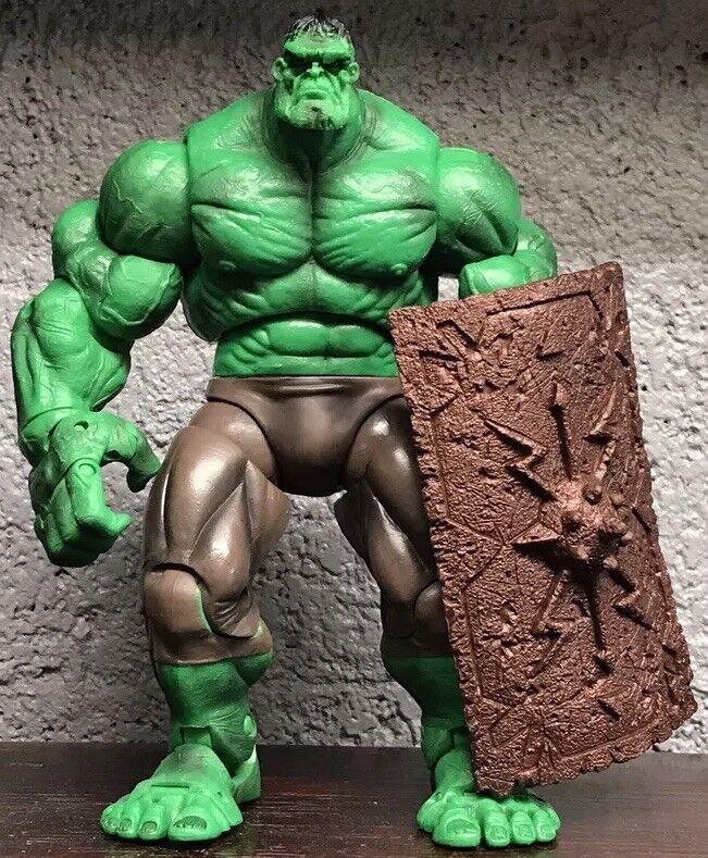 """Marvel Legends Planet Hulk 6"""" Figure Annihilus BAF Series Wave Shield Ragnarok"""