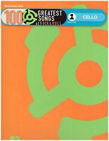 100 Rock & Roll Songs Sheet Music For Cello Beatles, Elvis, Van Morrison