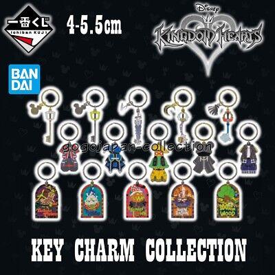 Sailor Moon 25th ICHIBAN KUJI Metal Charm Collection Saturn Neptune BANDAI