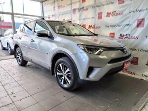 2018 Toyota RAV 4 LE