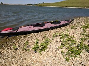 Details about Feathercraft K2 Expedition Foldable Collapsible Tandem Ocean  Kayak