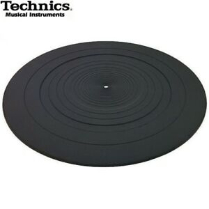 Technics-RGS0008-Turntable-Rubber-Mat-for-SL-1200-SL-1210-Original-Brand-New