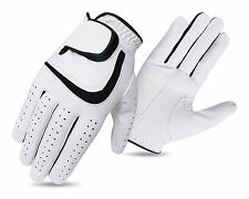 50 x JL Golf plain unbranded all weather synthetic golf gloves Size Medium Mens