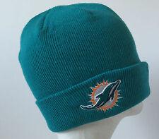 835df9b13 47 Miami Dolphins Infant Aqua Cuffed Knit Hat and Mittens Set   eBay
