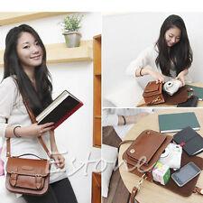 For FUJIFILM Instax Mini8 7s 50s 90 Gift Classic Faux Leather Camera Case Bag