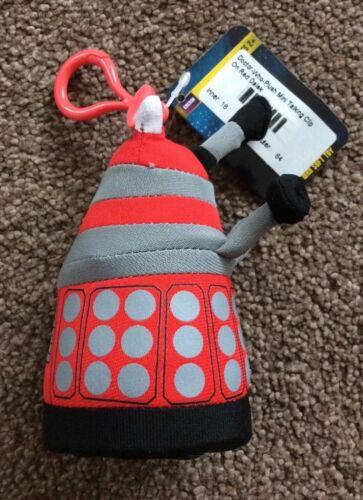 BBC Doctor Who Talking Plush Clip on Dalek