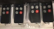 "Brand New ""4"" Safetymind Wireless 8839-433 Remote Keyfob Battery incl DSC WS4939"