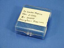 Plano Convex Lens 1000mm Fl X 1 Diaar Visible Plcx Laser Lens Ios Optics
