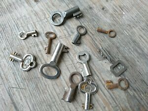 Convolute-Old-Key-Special-Wrench-Small-Key-For-Padlock