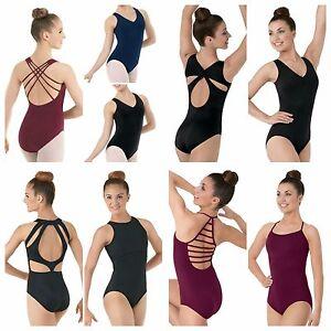 d3be47c35 Image is loading NEW-Capezio-Balera-Strappy-Fancy-Back-Dance-Ballet-