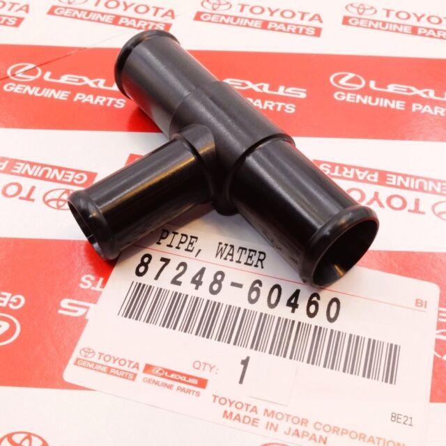 Genuine Toyota Water Pipe 87248-60460