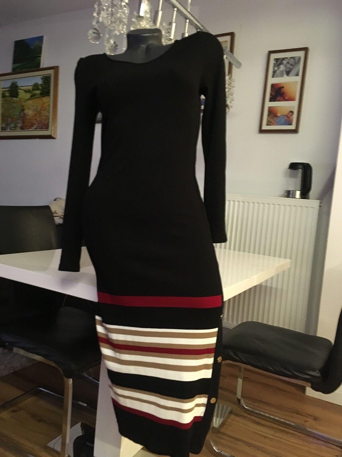 Das Kleid Von Massimo Dutti, Gr S