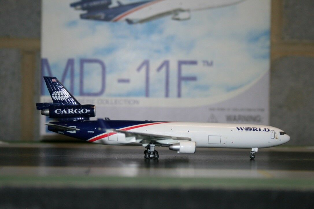 Dragon Wings 1 400 World Airways Cargo Mcdonnell Douglas MD-11 N279WA (55035)
