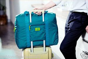 Nylon Foldable Portable Travel Luggage Underwear Clothes Storage Organizer Bag
