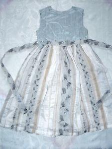 KLARA KLAMOTTI edles Kinder Mädchen Kleid 98 festlich ...