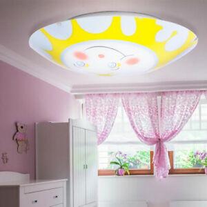 LED Decken Lampe Kinder Zimmer Beleuchtung Mädchen Jungen Stern Design Leuchte