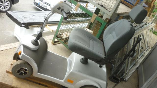 meyra cityliner elektro rollstuhl elektromobil seniorenfahrzeug spassmobil