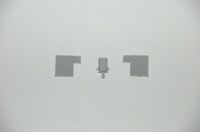 Märklin H0 6 Abdeckplatten für Weichen 24624 24630 24611 24672 24712 C-Gleis TOP