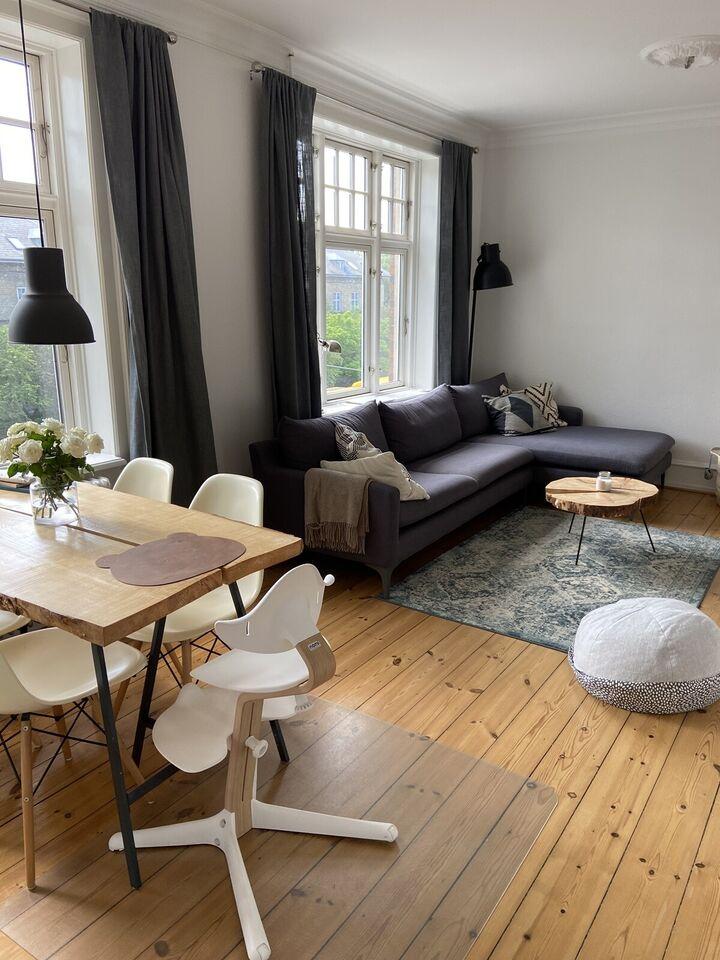 lejlighed byttes, 2000, Nordre Fasanvej 2. 66 m2