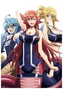 """Anime Wall Calendar 2020 (12pg 8""""x11"""") MONSTER MUSUME NO ..."""